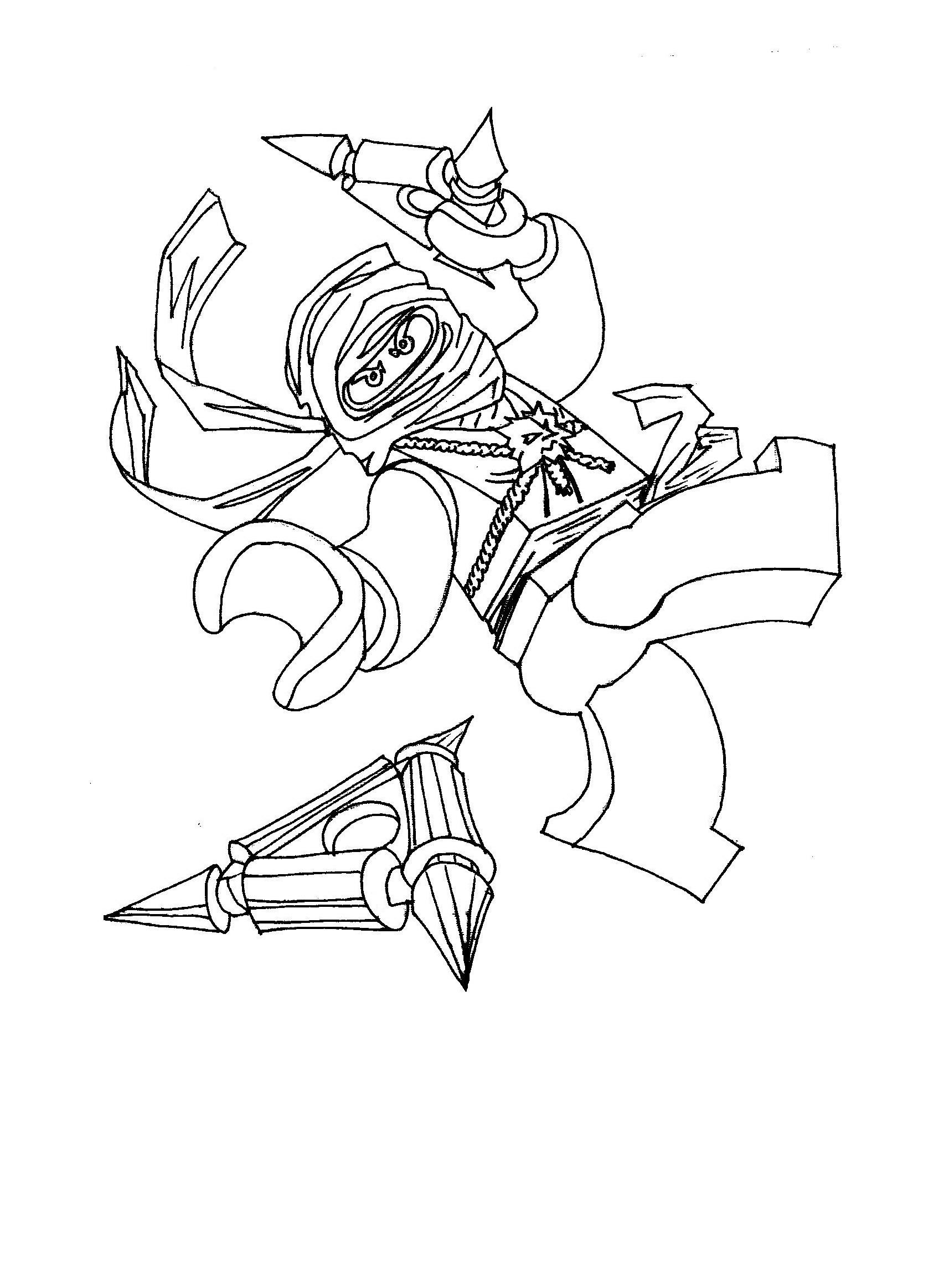 jay ninjago coloring pages - free printable ninjago coloring pages for kids