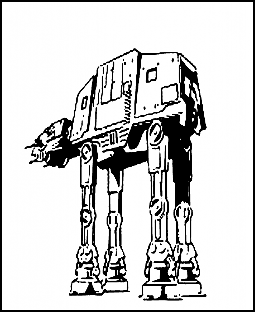Free printable star wars coloring pages for kids - Lego star wars tb tt ...