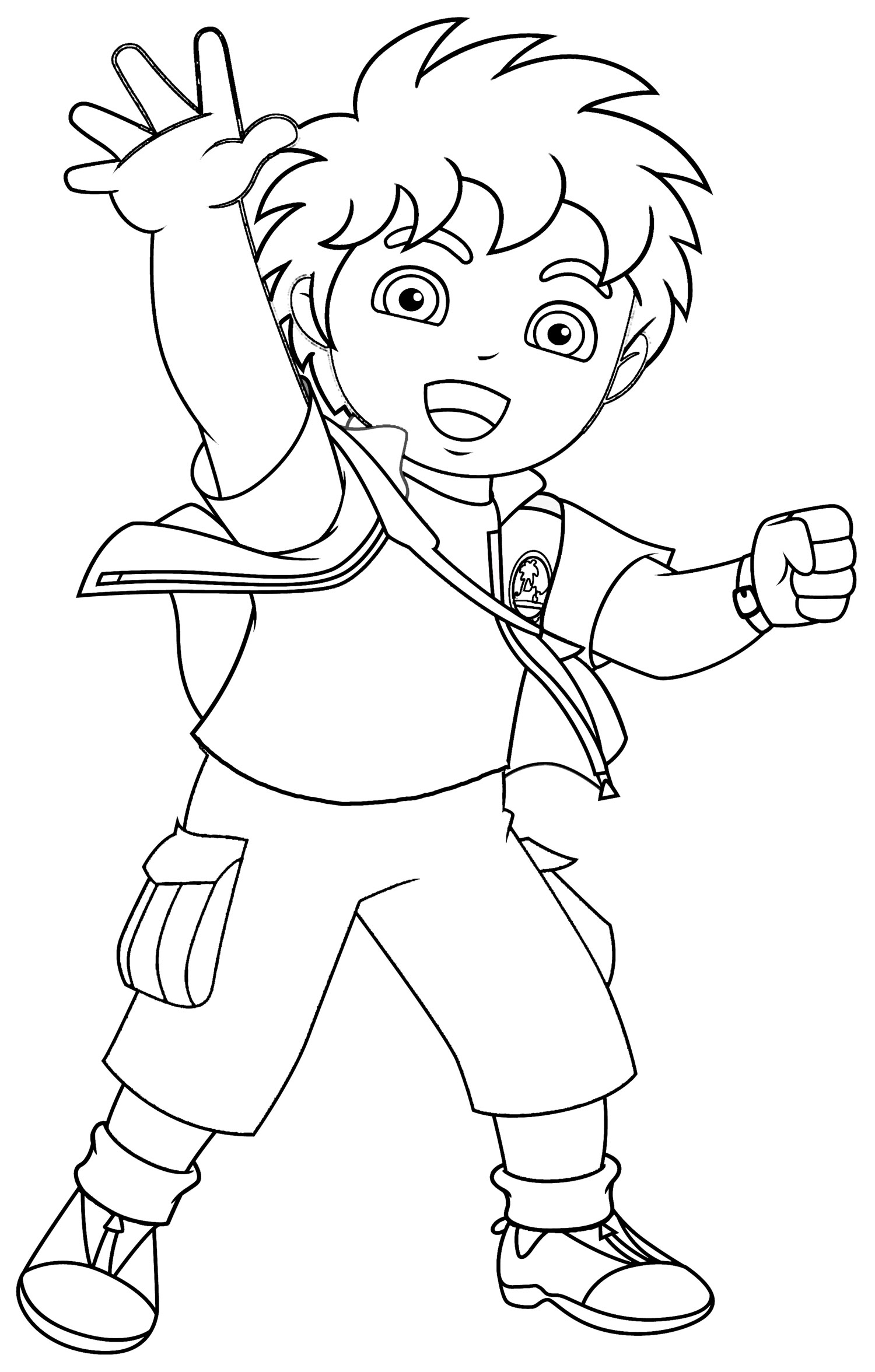 Printable coloring pages diego thanhhunggroup.info