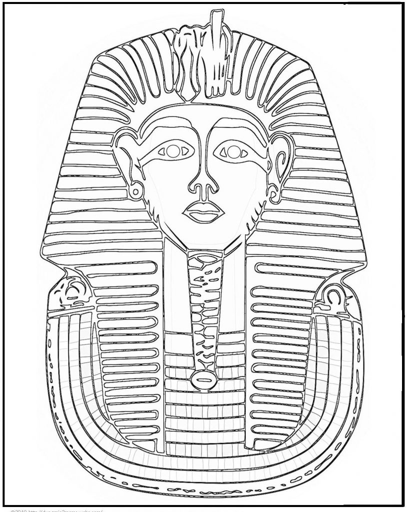 egyptian foods coloring pages - photo#17