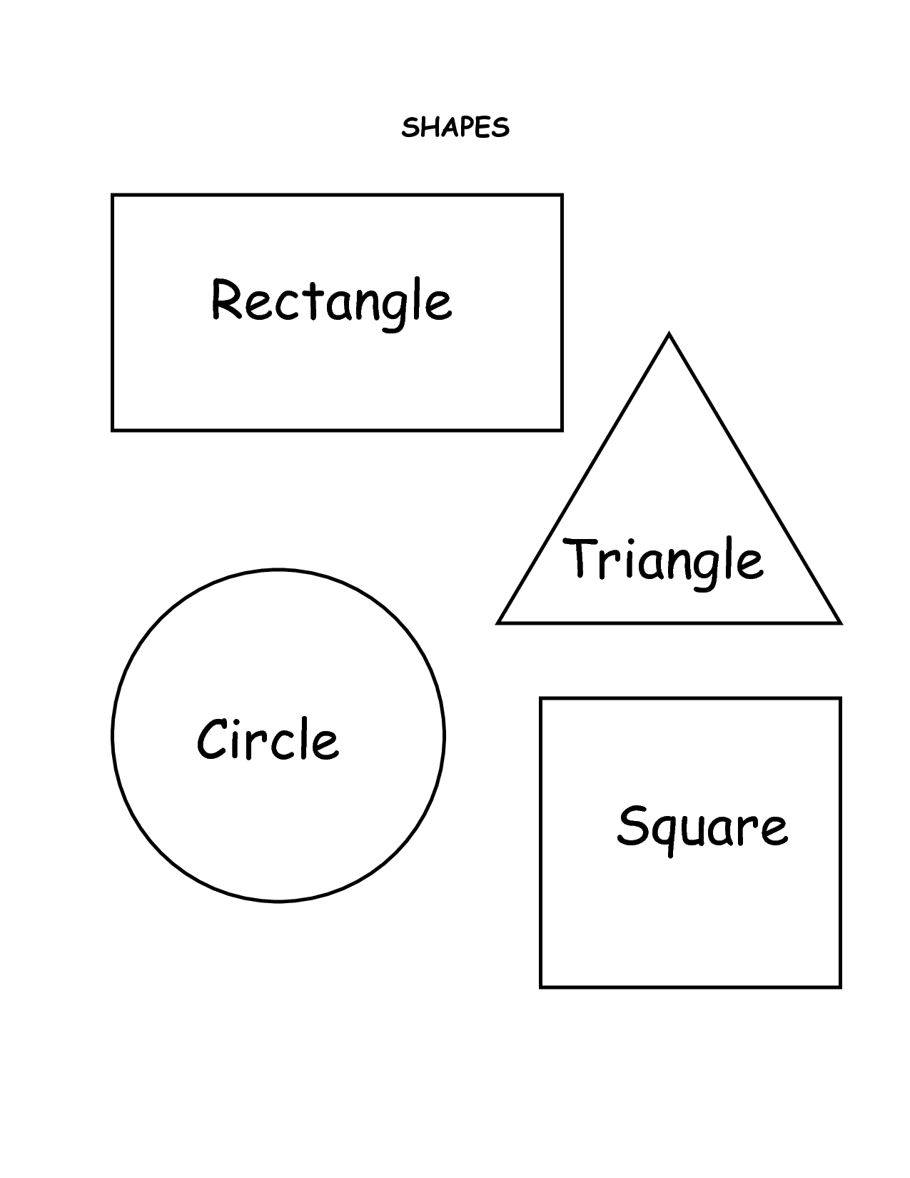 how to cut a rectangle