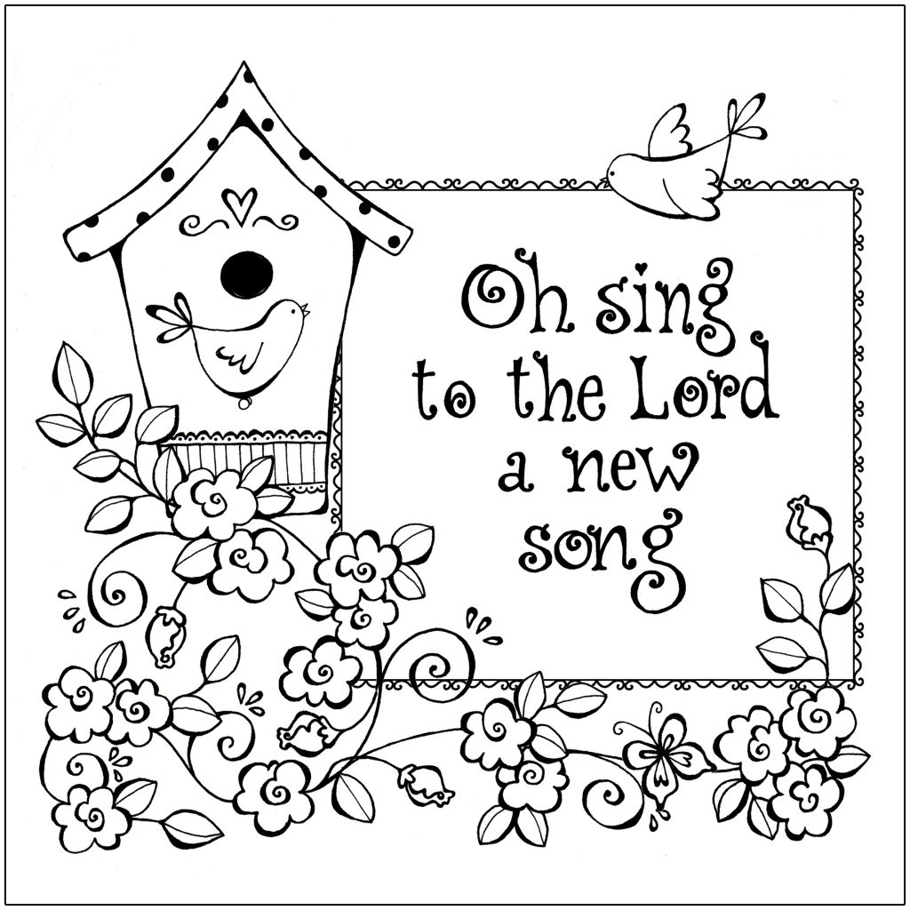 religious coloring pages for toddlers - photo#2