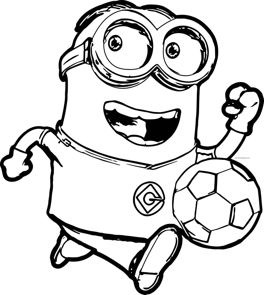 Minion coloring pages best coloring pages for kids for Free printable cartoon coloring pages