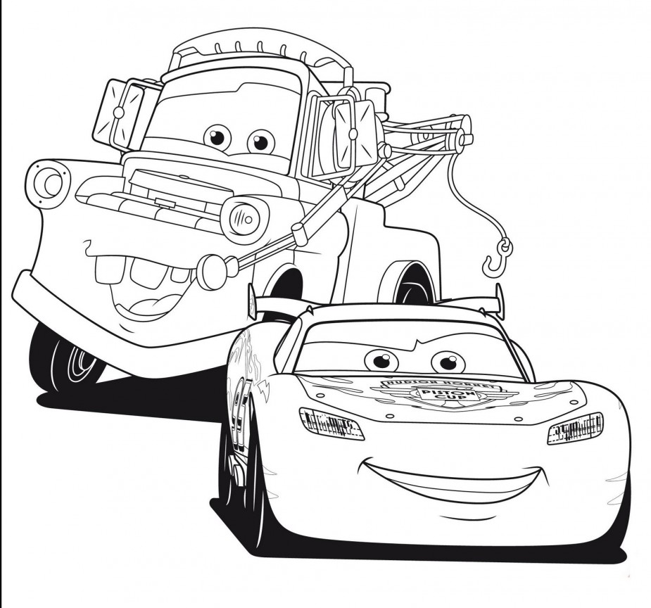 Cars Coloring Pages Best Coloring