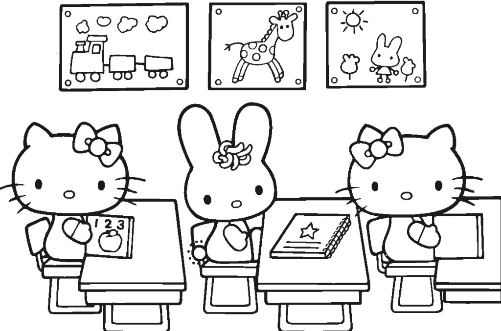 Coloring Pages For Back To School : Back to school coloring pages best for kids